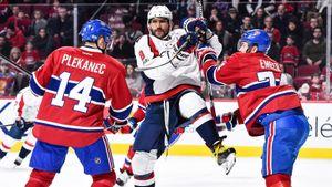 Русских там совсем не любят? Только Овечкин попал в топ-50 игроков в истории НХЛ по версии канадского ТВ