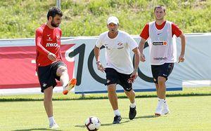 Ташаев уже забивает, помощник Карреры рулит процессом. Новый «Спартак» готовится к сезону в Австрии