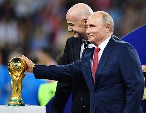 «Он скептик». Дворкович рассказал об отношении Путина к футболу