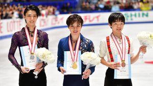 Юдзуру Ханю впервые с 2015 года приехал на чемпионат Японии и проиграл. Кихира — лучшая у женщин