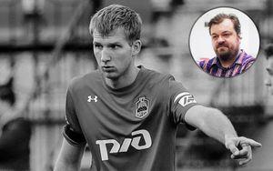 Уткин заступился за«Локомотив» вделе осмерти 22-летнего футболиста