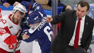 Знарка обвиняют в организации массовой бойни. Но пока только драки спасают плей-офф КХЛ