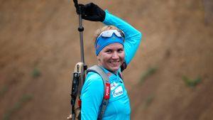 Миронова помогла Сливко стать чемпионкой России по летнему биатлону в длинной гонке. Сама Светлана — с бронзой