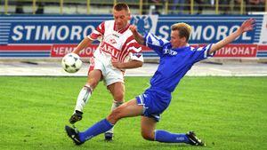 Первым титульным спонсором чемпионата России был Stimorol. Платили 2 млн за три года, Толстых чуть не сорвал сделку