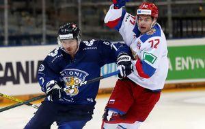 Сборная России проиграла Финляндии, потерпев 1-е поражение в Евротуре