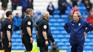 Гол «Челси» засчитали изметрового офсайда. Фанаты синих скандировали «кчерту саррибол»