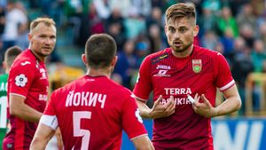 «Уфа»— лучшая попродажам вРПЛ. «Зенит» хочет купить еще одного ееигрока затри млн евро