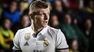 Кроос забил «Барселоне» прямым ударом со штрафного: видео