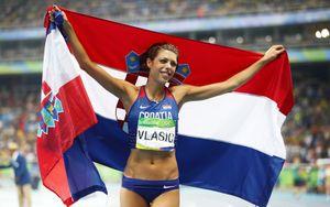 Двукратный призер Олимпийских игр Бланка Влашич выступит на юбилейном Кубке Москвы по прыжкам в высоту