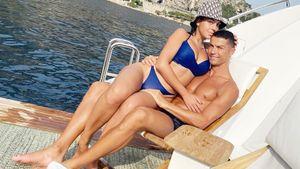 «Да!» Криштиану Роналду и Джорджина Родригес заинтриговали фанатов новым постом в инстаграме