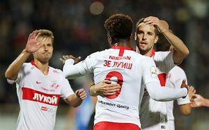 «Спартак» наконец-то выиграл — хотя бы в Кубке России