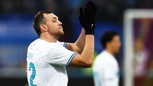 Дзюба снова тащит «Зенит»: прервал серию без голов идогнал Соболева иШомуродова