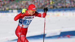 Большунов выиграл золото чемпионата мира! Скиатлон в Оберстдорфе. Как это было