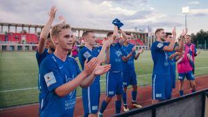 15-летний футболист «Чертаново» Пиняев забил первый гол в ФНЛ. В первых двух турах он сделал две голевые передачи