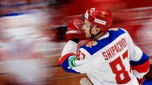 Российские хоккеисты выступят на ЧМ-2021 под флагом ОКР или ФХР