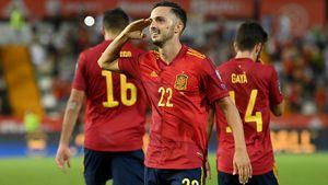 Сборная Испании разгромила Грузию в квалификации ЧМ