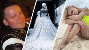 «Он оказался крупным мошенником!» Бывшая жена Кержакова рассталась с новым мужем через 3 недели после свадьбы
