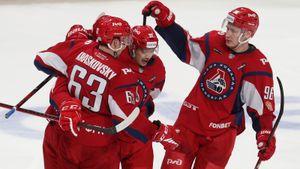 «Локомотив» нанес крупное поражение рижскому «Динамо» в матче КХЛ