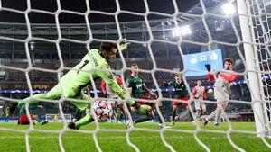 «Локомотив» позорно вылетел из Лиги чемпионов, без шансов уступив «Зальцбургу» дома. Как это было