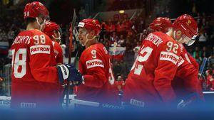 «Красная машина» победила Латвию на ЧМ-2019. Как это было