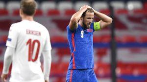 Соперник России на Евро хлопнул Англию в Лиге наций! Поражение от Дании — первое для британцев за год
