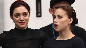 Жулин: «Уверен, что конфликта между Загитовой и Медведевой нет. Это все придумано»