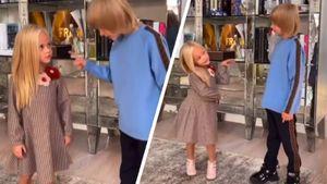 «Досвидули!» Гном Гномыч снялся в забавном видео с подружкой Виолой