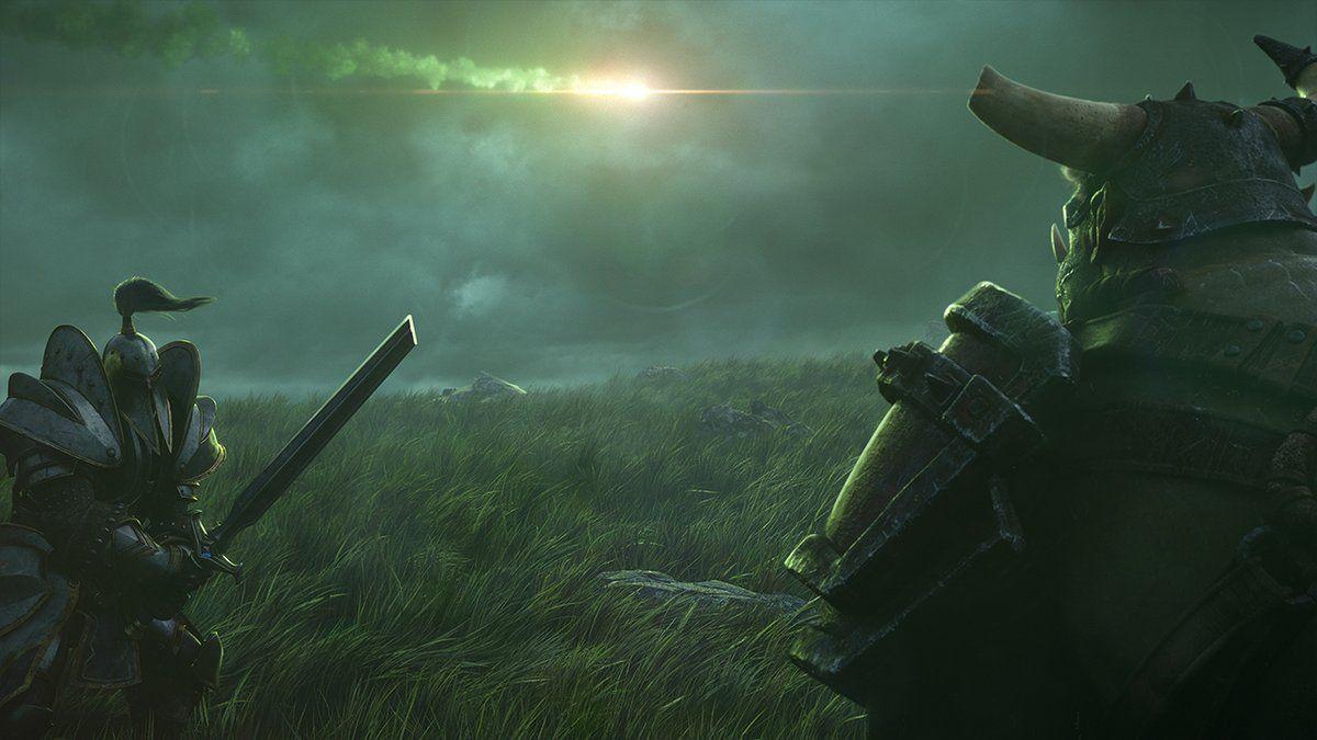 Blizzard выпустит обновленную версию Warcraft III