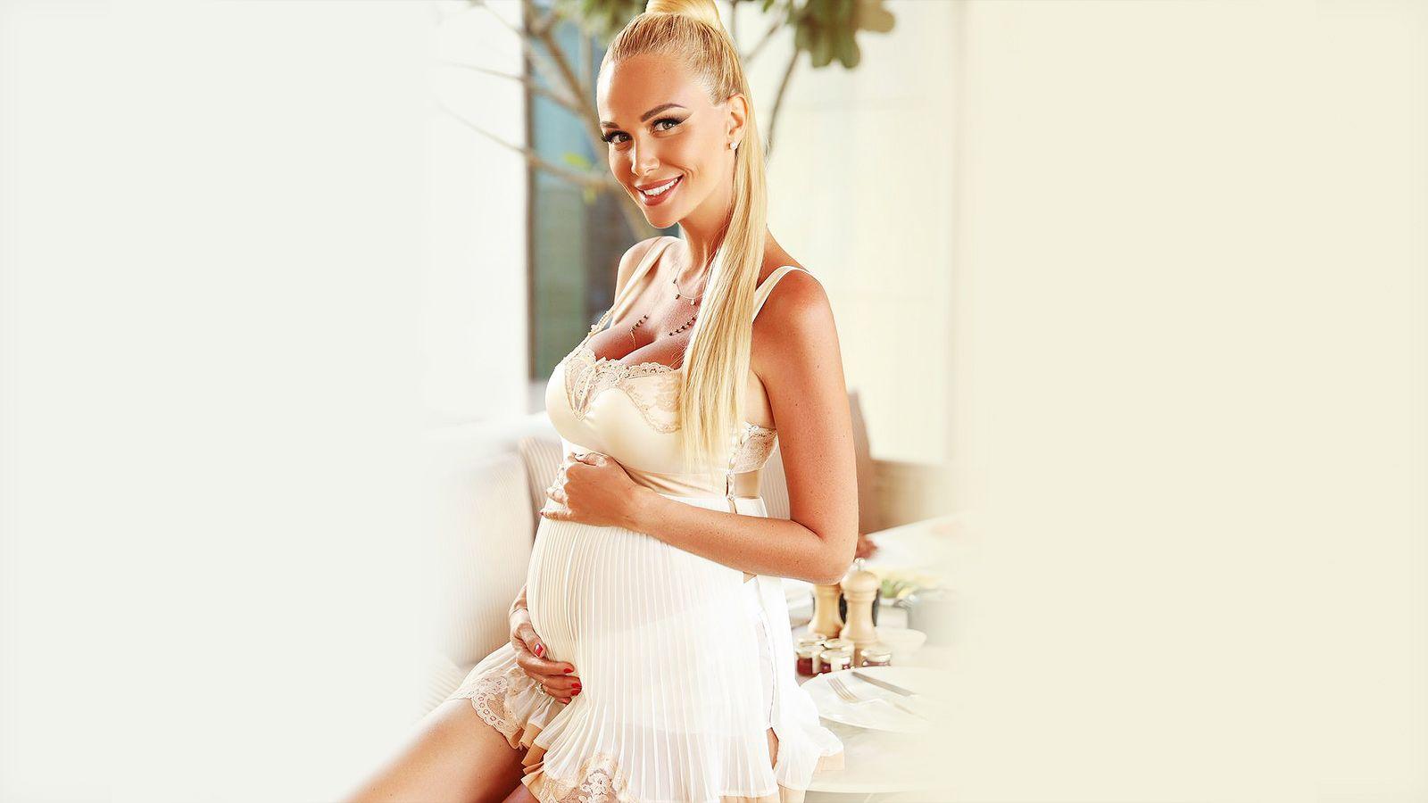 Лопырева показала «беременные» фото и поведала оботце будущего ребенка