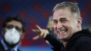 Кунц— о возможном назначении в сборную России: «Спасибо, что вы в меня верите»