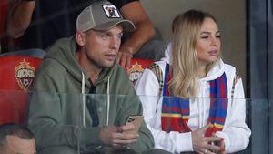 Экс-капитан «Спартака» Глушаков подтвердил, что встречается с футболисткой ЦСКА Ксенией Коваленко