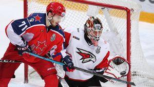 ЦСКА разгромил «Авангард» во втором матче финальной серии Кубка Гагарина. Как это было