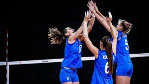 Россия провела лучшую неделю в Лиге наций: три победы, успешное усиление и шансик на попадание в топ-4
