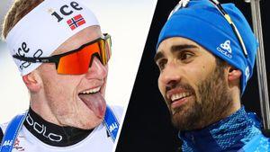 Йоханнес Бе, Фуркад и их соотечественники разберут все медали ЧМ по биатлону. Все дело в цифрах