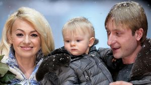 Рудковская обещает 1,5млн заразоблачение «шайки», угрожающей ихсПлющенко сыну. Подробности