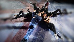 Селфи ипесни Самодуровой, падение хореографа: американка Теннелл провела сбор уМишина вКуршевеле