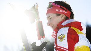 Непряева выиграла золото чемпионата России в спринте