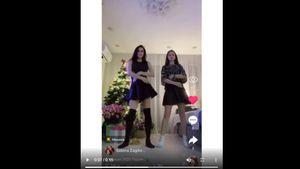 Загитова вНовый год станцевала под Макарену: видео зажигательного танца