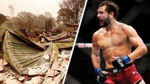 «Самый жесткий ублюдок» в UFC отправится в Австралию. Масвидаль хочет лично тушить страшные пожары
