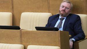 Милонов— о словах Федецкого: «Слава богу, что у нас нет вот этой ксенофобии и мракобесия по отношению к украинцам»