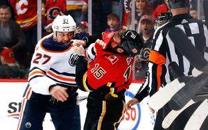 Главный хулиган НХЛ: Милан Лючич дерется с вратарями и бьет судей