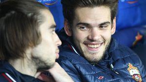ЦСКА подтвердил, что вернул Помазуна из аренды в «Урале»