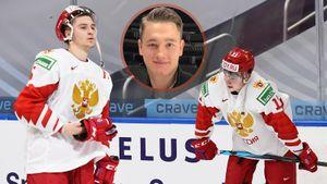 Русский хоккеист Задоров раскритиковал Россию за МЧМ: «Игры вообще не было. С тактикой тоже непонятно»