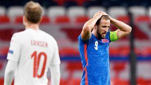 Сенсация на «Уэмбли»: как Дания нанесла Англии первое поражение за год— помогло удаление еще в первом тайме