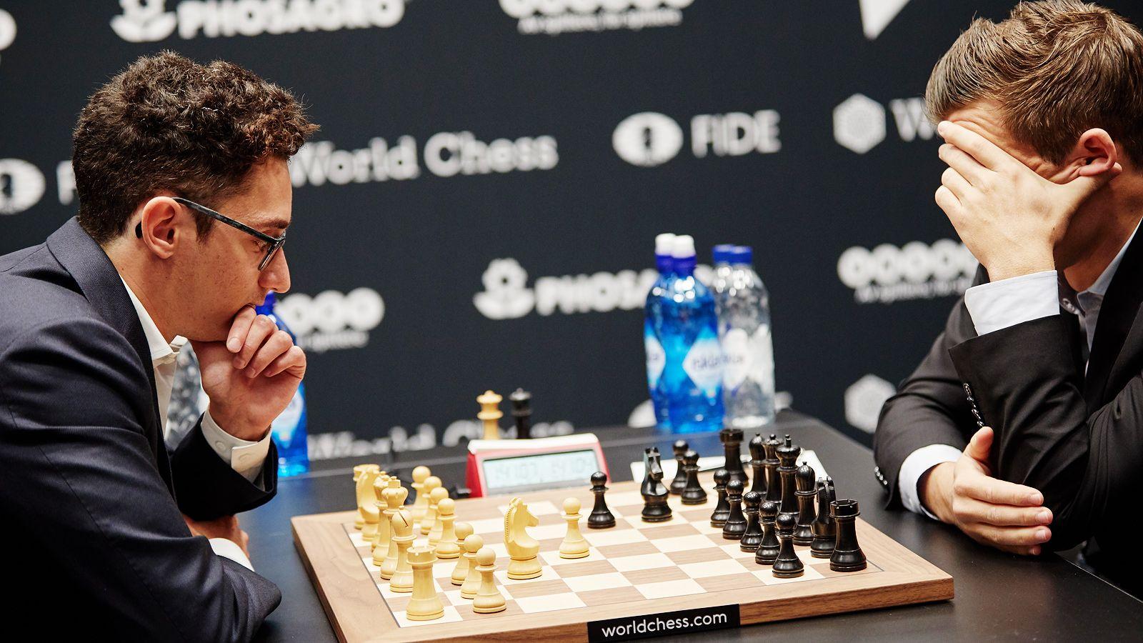 Чемпион мира пошахматам определится натай-брейке