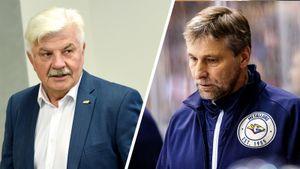 Смена тренера в «Магнитке» — самодурство Величкина.  Он ошибся, увидев в Яндаче нового Кинэна