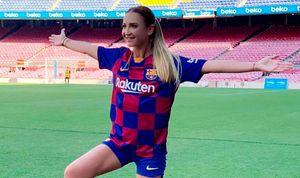 Бузову после тренировок в «Барселоне» позвали в худшую футбольную команду женского чемпионата России