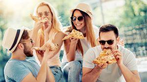 Удовольствие VS ЗОЖ — как балансировать. Разбираемся на примере пиццы