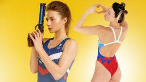Секс-символ пятиборья Баташова: бренд одежды, Губерниев, подготовка к Олимпиаде и Криштиану Роналду