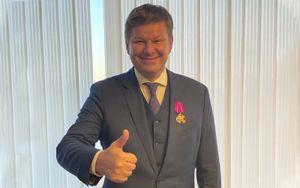 Губерниев рассказал, о чем спросил бы Путина на месте своей бывшей жены